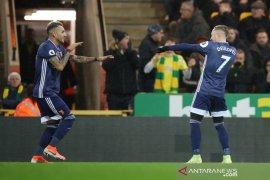 Pecundangi Norwich City, Watford akhirnya petik tiga poin perdana di Liga Inggris musim ini