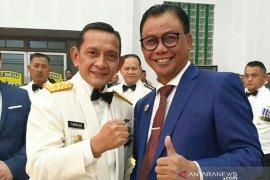 Bupati Rohil terima penghargaan dari Pangdam I/Bukit Barisan