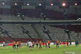 Timnas U-19 Indonesia berjuang lolos ke Uzbekistan pada Hari Pahlawan