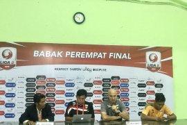 Dikalahkan Persiraja, Pelatih Mitra Kukar sesalkan penyelesaian akhir