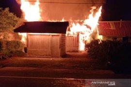 Kebakaran hanguskan lima rumah di Aceh Tengah