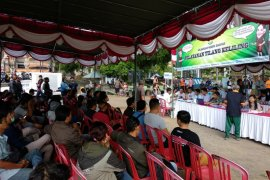 Pelayanan tilang keliling Kejari Gianyar tangani 800 pelanggar