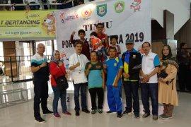 Riau juara umum Porwil X Sumatera, tuan rumah Bengkulu harus rela di urutan ketiga