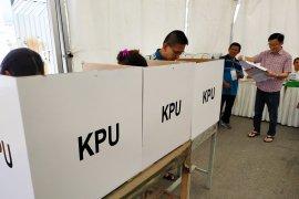 KPU Kota Bengkulu kurangi jumlah TPS saat Pilgub