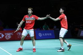 Semifinal Fuzhou China Open, Minions tantang Rankireddy/Shetty