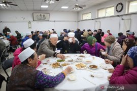 Etnis Hui di China merayakan Maulid Nabi