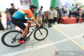 Berwisata dan bersepeda di Sriwijaya Ranau Gran Fondo Sumsel Page 1 Small