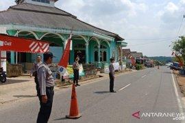 Sejumlah polisi amankan perayaan Maulid Nabi Muhammad SAW