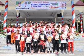 Pemkot Sibolga berikan penghargaan bagi penggiat olahraga
