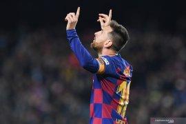 Valverde: Sulit untuk tidak bergantung kepada Lionel Messi
