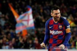 Berkat trigol Messi, Barcelona tundukkan Celta Vigo