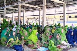 Muslimat NU Angkola Muara Tais berikrar anti narkoba