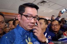 Masuk bursa pilpres Nasdem 2024, Ridwan Kamil katakan masih terlalu jauh