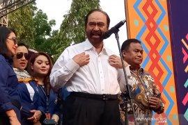 Partai NasDem dituding melenceng, Surya Paloh minta masyarakat menilai