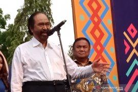 Surya Paloh merasa terhormat didukung lagi pimpin NasDem