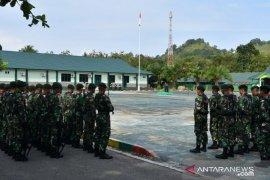 Korem 181/PVT Sorong  gelar upacara Hari Pahlawan