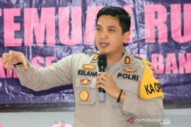 Aplikasi Siharat Polres Banjarbaru 36.500 pengguna