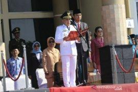 Pemkot Pangkalpinang gelar upacara peringati Hari Pahlawan ke-74