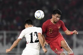 Indonesia main imbang lawan Korut 1-1 bawa lolos ke Piala Asia U-19