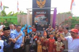Wali Kota Tangerang Arief R. Wismansyah  resmikan Kampung Teras Pancasila