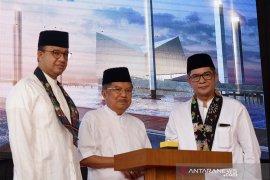 Masjid Apung Ancol habiskan Rp50 miliar