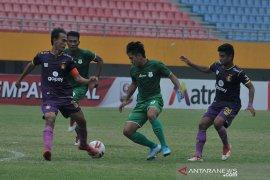 Persik Kediri dan PSMS Medan bermain seri di laga perdana delapan besar Page 5 Small