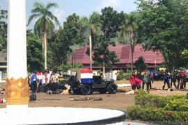 Kapolres Bangka dorong pemuda tampilkan semangat kepahlawanan lewat drama kolosal