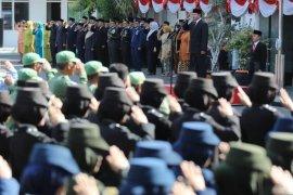 Hari Pahlawan, Wali Kota Madiun sebut hoaks, radikalisme dan narkoba jadi tantangan Indonesia