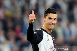 Kualifikasi Euro 2020: Ronaldo siap bela Portugal meski Juventus khawatir