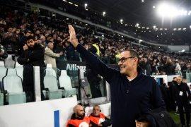 Sarri menilai Juventus sedikit kelelahan mental