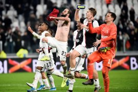 Klasemen Liga Italia hingga Senin
