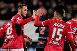 AZ Alkmaar kembali pangkas keunggulan Ajax di puncak klasemen