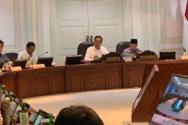 Presiden minta Mendagri Tito tata hubungan pemerintah pusat-daerah