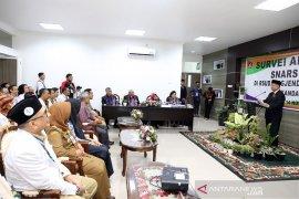 RSUD Brigjend H Hasan Basry Kandangan disurvei SNARS