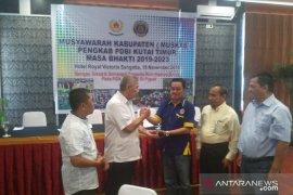 Sarwono terpilih jadi Ketua Persatuan Drum Band Kutai Timur