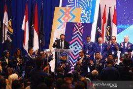 Surya Paloh kembali terpilih sebagai Ketum NasDem secara aklamasi