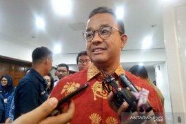 Disinggung maju Pilpres 2024, Anies: Rileks dulu, fokus saya Jakarta