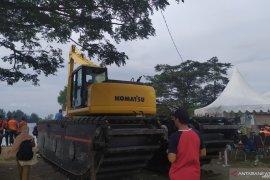 Pemprov Sumut tetapkan lokasi penguburan bangkai babi di Danau Siombak