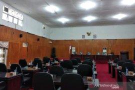 Penetapan AKD DPRD Kota Padangsidimpuan molor