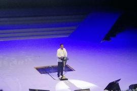 Kata Jokowi, Jangan kufur nikmat ekonomi kita masih tumbuh