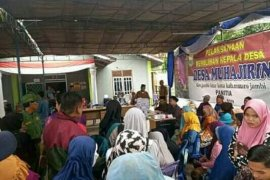 Pemilihan Kepala Desa Serentak di Kabupaten Muarojambi