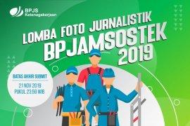 BP Jamsostek gelar Lomba Foto Jurnalistik 2019