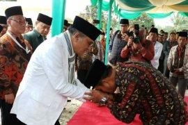 Wakil Bupati Simalungun sambut guru besar Jam'iyyatul Islamiyah