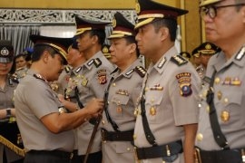 Kapolda Sumut: Sertijab merupakan program prioritas penguatan Polri