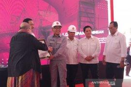 Untuk jembatan lengkung LRT Jabodebek Adhi Karya raih dua rekor MURI