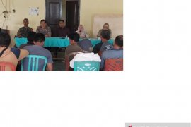 Polres Bangka lakukan mediasi antara nelayan dan penambang