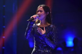 "Claudia, peserta asal Indonesia juarai ""The Voice of Germany'"