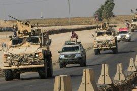 Sejumlah roket menghantam pangkalan militer AS di Irak
