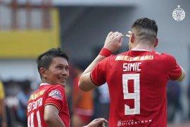 Hasil Liga 1: Persija taklukkan Borneo 4-1