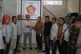Yusrial Suprianto daftarkan diri sebagai Balon Bupati ke Gerindra
